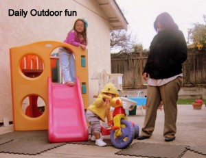 Outdoor fun